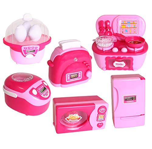 microondas de juguete con sonido de la marca Smart