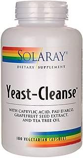 Yeast-Cleanse Solaray 180 Caps