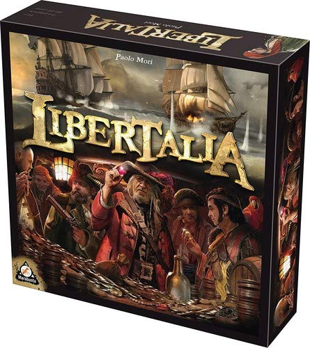 Marabunta [UK-Import] Libertalia Board Game