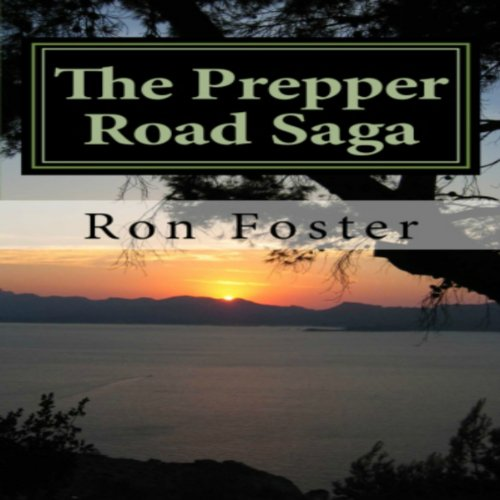The Prepper Road Saga Titelbild