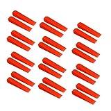 UKCOCO 1000 unids Red Wedges Anti Lippage sistema de...