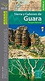 Sierra y cañones de Guara, mapa excursionista. Escala 1:40.000. Editorial Alpina. (ALPINA 40 - 1/40.000)