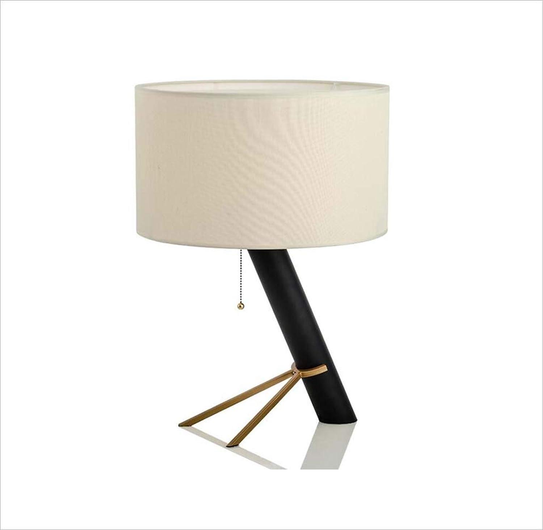 XRFHZT Kreative Tischlampe Amerikanische Dekorationsstudie Wohnzimmer-Arbeitstisch-Lampe B07MD9TRDB | Merkwürdige Form