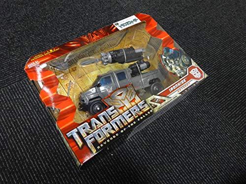 トランスフォーマー リベンジ アイアンハイド RA-02