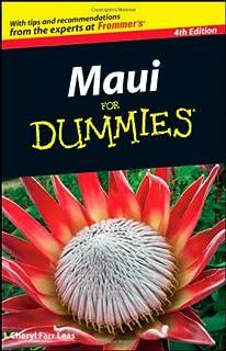 Maui For Dummies (Dummies Travel)