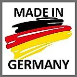 sleepling 191168 wasserundurchlässige Molton Matratzenauflage Inkontinenzauflage mit atmungsaktiver Beschichtung, 95 Grad kochfest, Made in Germany 60 x 120 cm bis 70 x 140 cm, weiß - 4