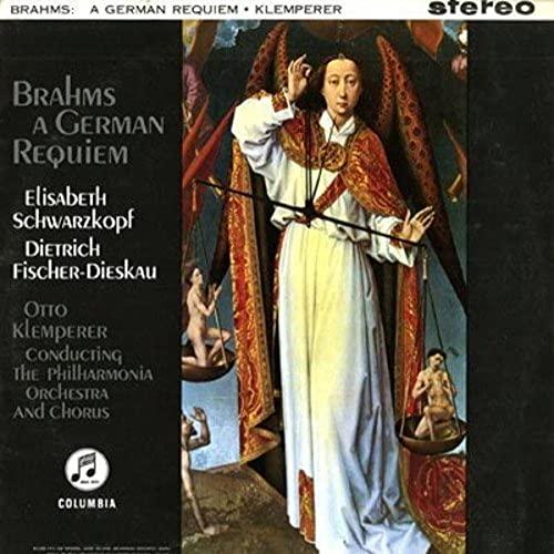 German Requiem/3 Biblical Songs