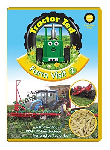 Tractor Ted Harvests Vegetables [UK Import]