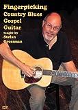Fingerpicking Country Blues - Gospel Guitar taught by Stefan Grossman [Alemania] [DVD]