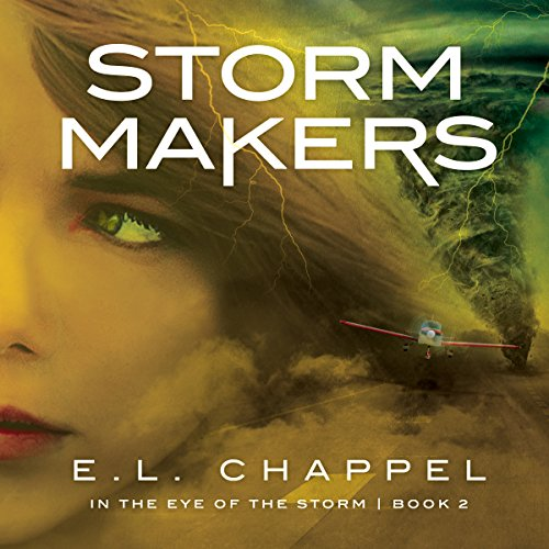 Storm Makers audiobook cover art