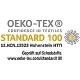 Gräfenstayn® Stretch Stehtischhusse Diana mit Öko-Tex Siegel, Verstärkung im Fußbereich, 40°C Maschinenwäsche in vielen Farben und Größen Ø60-65cm / Ø70-75cm / Ø80-85cm (Weiß, Ø60-65cm) - 5