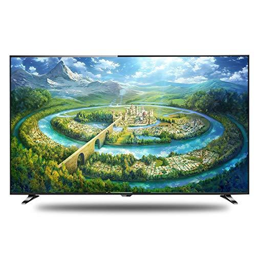 CYYAN 32-Zoll-LCD-Smart-TV, 4K Ultra HD LED-Fernseher, ultradünner Fernseher, Bildwiederholfrequenz: 60 Hz, schwarz
