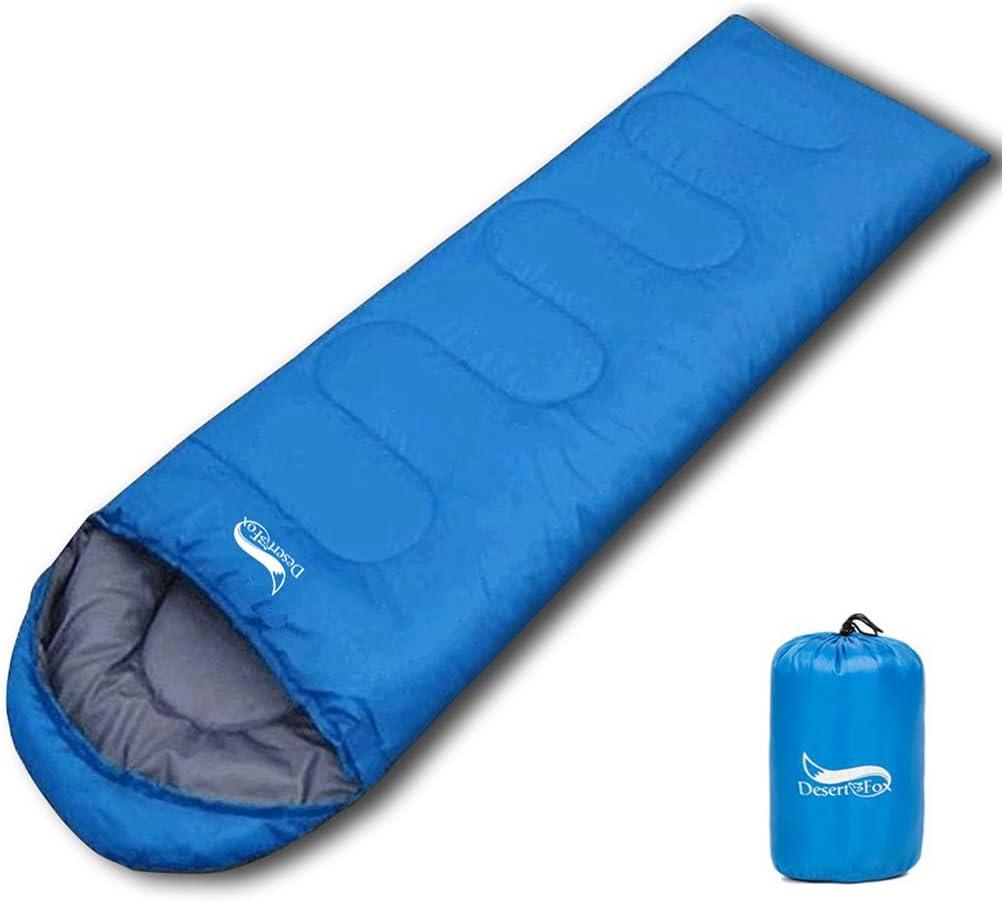 DESERT Surprise price FOX Ultralight Sleeping Bags 2.2lbs Kids Port Special sale item for Adult