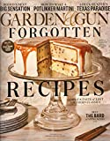 Garden & Gun Magazine August/September 2020 | Forgotten Recipes