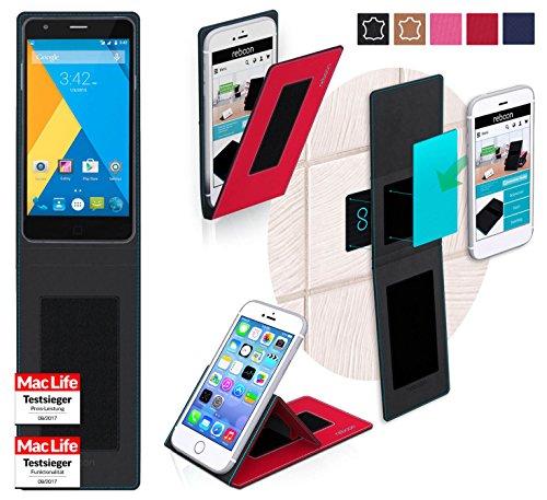 Hülle für Elephone P7000 Tasche Cover Hülle Bumper   Rot   Testsieger
