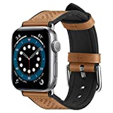 Spigen Retro Fit Designed for Apple Watch Band for 44mm/42mm Series 5/4/3/2/1 - Brown