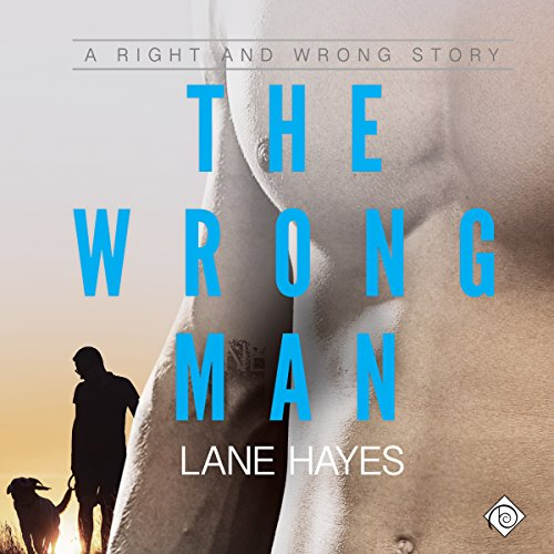 The Wrong Man audiobook cover art