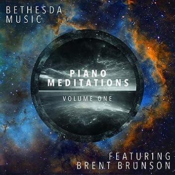Piano Meditations, Vol. 1