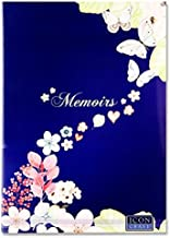 Premier papelería memorias A3scrapbook-p, color multicolor A4