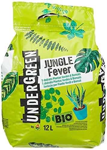 Undergreen JUNGLE Fever, Terriccio per Piante...