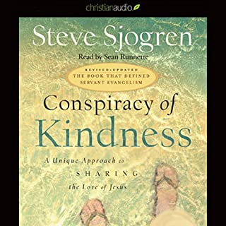 Conspiracy of Kindness audiobook cover art