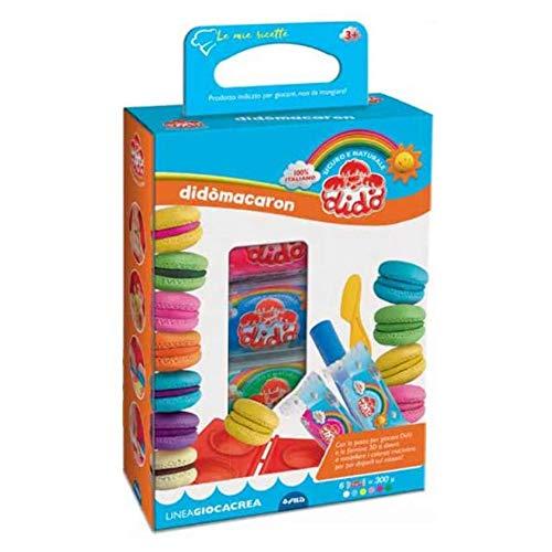Didò- Giocacrea Macaron, Multicolore, 350800