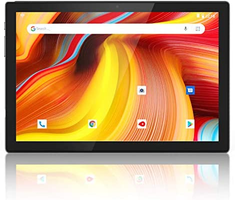 10 Inch Android Tablet 5G Wi Fi Octa Core Android 9 0 Pie 2GB 32GB 8MP Rear Camera IPS Full product image