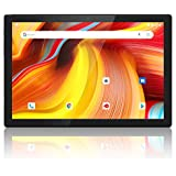 10 Inch Octa-Core Tablet, 5G Wi-Fi, Android 9.0 Pie, 2GB+32GB, 8MP Rear Camera, IPS Full Display, Bluetooth 5.0, GPS - Black