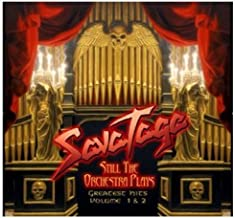 Still The Orchestra Plays Greatest Hits Vol.1+2 by Savatage (2010-03-21)