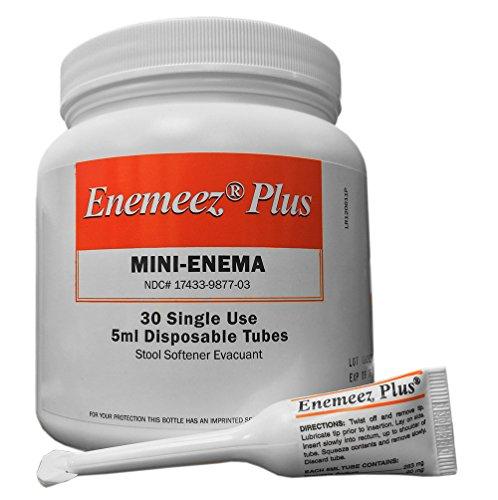 Enemeez Plus Mini-Enema, 30 Count