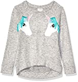 Spotted Zebra Long-Sleeve Cozy Raglan Tops fashion-t-shirts, Unicorns, Small (6-7)