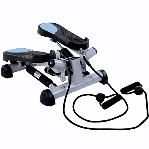 Discover Bargain EFITMENT Fitness Stepper Step Machine for Fitness & Exercise (with Resistance Bands...