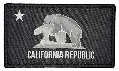 """""""Cali-Fornication"""" Embroidered Morale Patch with Hook Backing"""