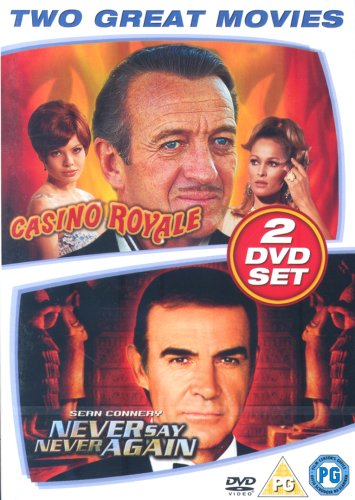 Never Say Never Again/Casino Royale [1967] [UK Import]