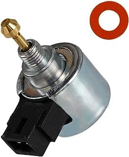 HIFROM 21188-7003 Fuel Solenoid Replace for Kawasaki 15004-0938 FH601V FH641V FH680V FH721V FX Specific FX1000V