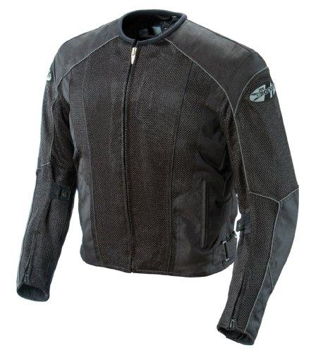 Joe Rocket 851-4305 Phoenix 5.0 Men's Mesh Motorcycle Riding Jacket (Gray/Black, X-Large)