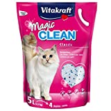 Vitakraft Magic Clean - Arenero de 5 litros
