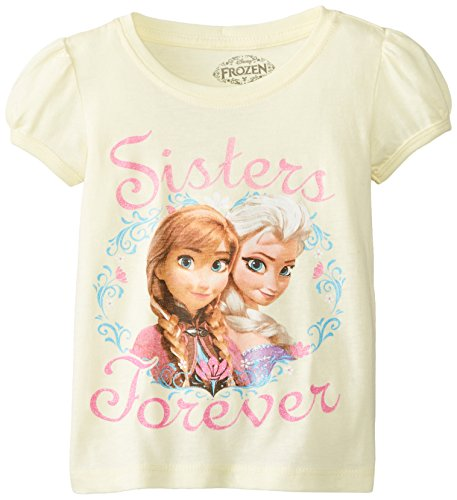 Disney Frozen Girls  Sisters Forever Girls T-Shirt