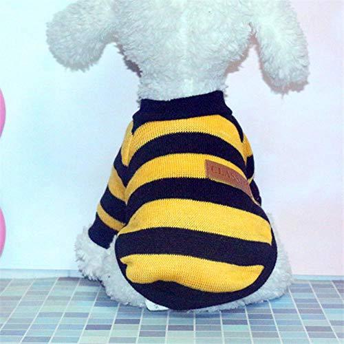 PONNMQ Neue Cartoon Hund Hoodie Haustier Hund Kleidung Für Hunde Mantel Jacke Baumwolle Ropa Perro Französisch Bulldog Kleidung Für Hunde Haustiere Kleidung Mops, 7, XL