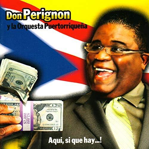 Don Perignon & Orquesta Puertorriqueña
