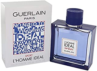 Guerlåin L'hommë Ideäl Spört Cölogne For Men 3.3 oz Eau De Toilette Spray