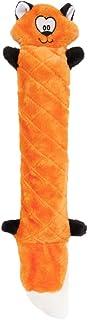 ZippyPaws Jigglerz Fox 53 X 12.5cm, Brown, N/A