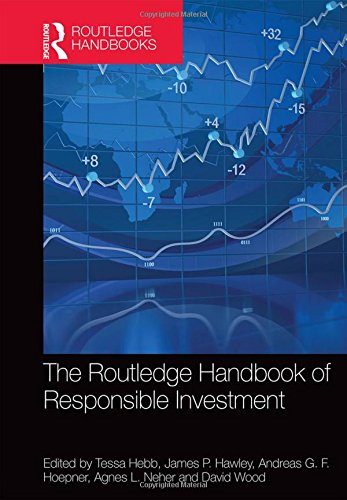 Download The Routledge Handbook of Responsible Investment (Routledge Companions in Business, Management and Accounting) 0415624517