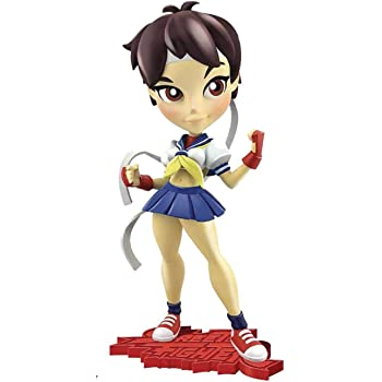 Chun-Li Vinyl Figure DCME7 JAN178859 Cryptozoic Street Fighter Knockouts Series 1