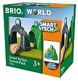 BRIO - Set Smart Tech de extensión de túneles de acción (33935)