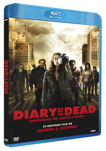 Diary of the Dead - Chronique des morts-vivants [Francia] [Blu-ray]