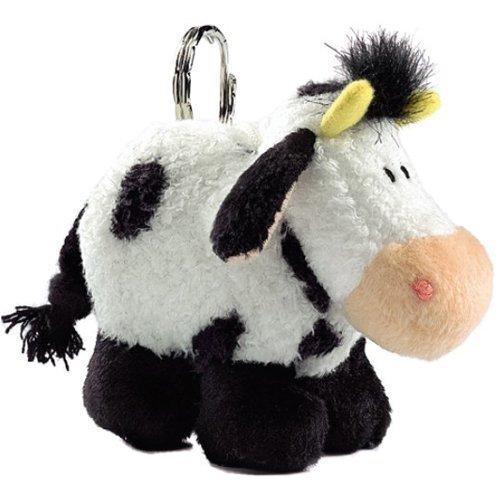 Nici Landlords, Schlüsselanhänger, Kuh Sally Sue, stehend, 10cm