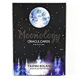 YGWL Moonology Oracle Cards,EIN 44-Karten-Deck Mysticism für Family Activity Brettspiel,New Series...