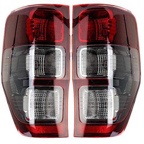 1 Paar Ranger Auto Rücklicht 2011 2012 2013 2014 2015 2016 2017 2018 Rücklicht Rücklicht Rücklicht Nebelscheinwerfer DRL