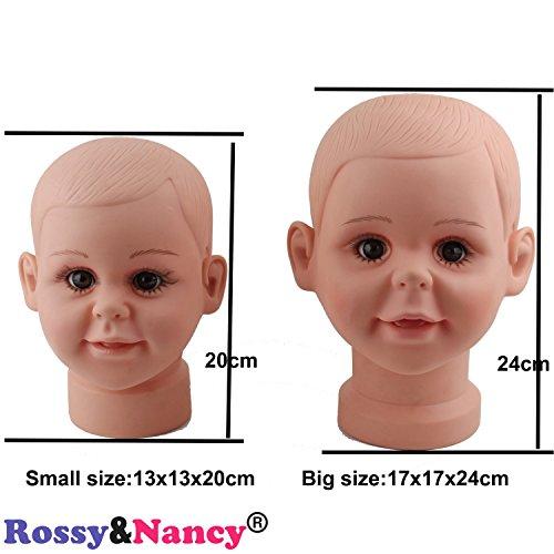 baby mannequin head - 1